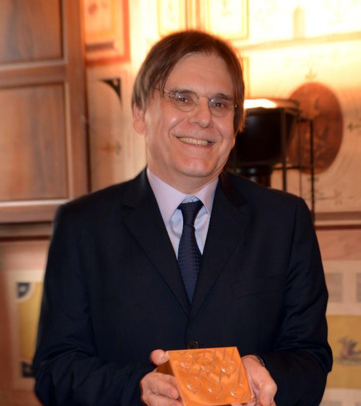 Romano Ciriaci, vincitore del Premio Giornalistico Firmo - 3a edizione 2014
