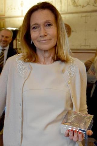 Margherita De Bac, vincitrice del Premio Giornalistico Firmo - 4a edizione 2016